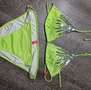 Never worn VS swim suit